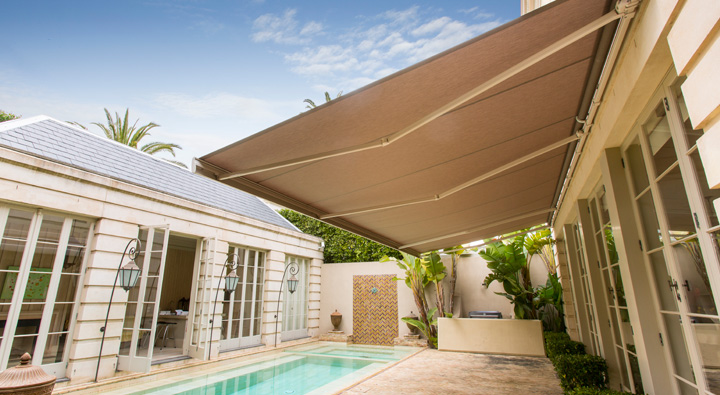 Retractable Folding Arm Awnings