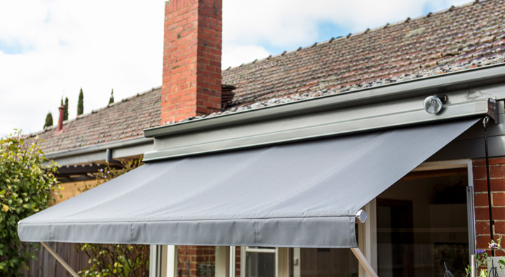 Pivot Arm Terrace Awning1