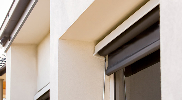 Fixed Guide Awning